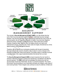 SMSI Inc. Security Management Services Whitepaper